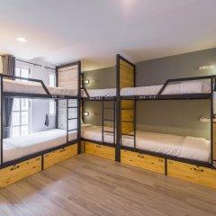 Отель X9hostel Кровать в общем номере фото 14