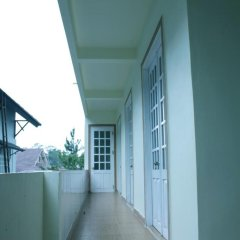 Отель Thanh Tin Guest House Далат балкон