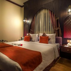 First Central Hotel Suites 4* Люкс с различными типами кроватей фото 16