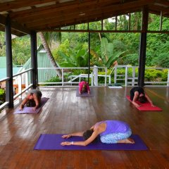 Отель Daku Resort Savusavu фитнесс-зал фото 2