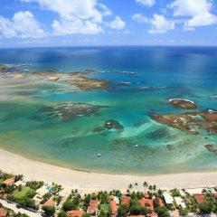 Отель Portal das Cores пляж фото 2