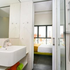 Апартаменты Cosmo Apartments Sants Люкс с различными типами кроватей фото 4