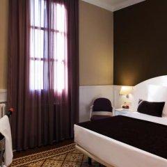 Отель Balneari Vichy Catalan 3* Стандартный номер двуспальная кровать фото 3
