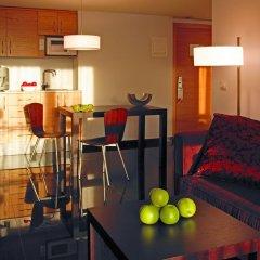 Отель Hesperia Fira Suites 5* Стандартный номер с различными типами кроватей