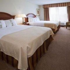 Отель Holiday Inn Raleigh Durham Airport 3* Стандартный номер с различными типами кроватей фото 3