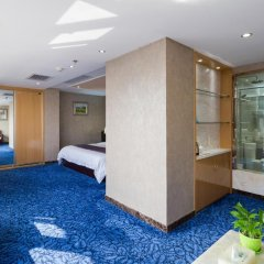 Guangzhou Zhuhai Special Economic Zone Hotel 3* Номер категории Эконом с различными типами кроватей фото 5