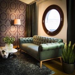 First Hotel Orebro 4* Люкс фото 5