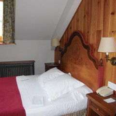 Отель Parador De Bielsa Huesca 3* Стандартный номер с различными типами кроватей фото 6