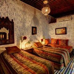Отель Palais De Fès Dar Tazi Марокко, Фес - отзывы, цены и фото номеров - забронировать отель Palais De Fès Dar Tazi онлайн комната для гостей фото 5