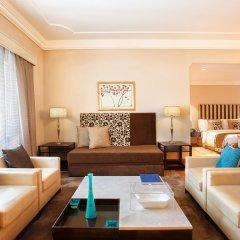 Отель The Claridges New Delhi 5* Улучшенный номер с различными типами кроватей фото 3