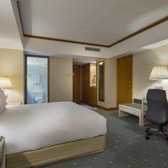 Hilton Izmir 5* Представительский номер с 2 отдельными кроватями фото 3