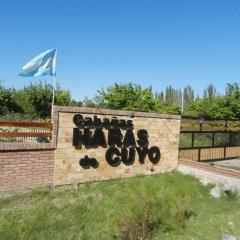 Отель Cabañas Haras de Cuyo Сан-Рафаэль
