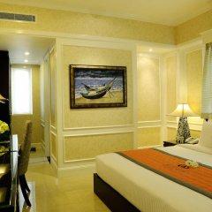 Anpha Boutique Hotel 3* Номер Делюкс с различными типами кроватей фото 10