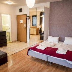 Апартаменты Agape Apartments Студия с различными типами кроватей