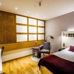 Отель Scandic St Jörgen 3* Стандартный номер с различными типами кроватей фото 2