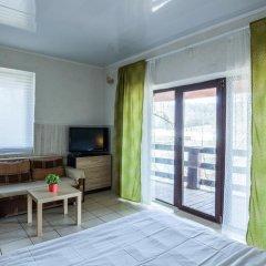 Мини-Отель Внучка Стандартный номер с двуспальной кроватью