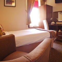 The Salisbury Hotel 4* Стандартный номер с разными типами кроватей фото 4