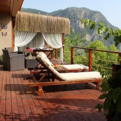 Lissiya Hotel Турция, Патара - отзывы, цены и фото номеров - забронировать отель Lissiya Hotel онлайн бассейн