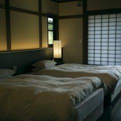 Отель Ryokan Miyama Sansou Минамиогуни комната для гостей