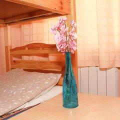 Хостел Х.О. Кровать в общем номере с двухъярусной кроватью фото 16