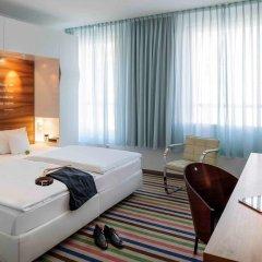 Mercure Hotel Art Leipzig 4* Стандартный номер с двуспальной кроватью