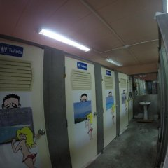 Отель I Hostel Phuket Таиланд, Пхукет - 1 отзыв об отеле, цены и фото номеров - забронировать отель I Hostel Phuket онлайн интерьер отеля фото 2