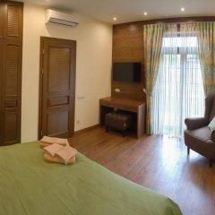 Гостиница Petrani Nivki Апартаменты с различными типами кроватей фото 2