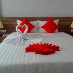 Maple Leaf Hotel & Apartment 4* Номер Делюкс фото 2