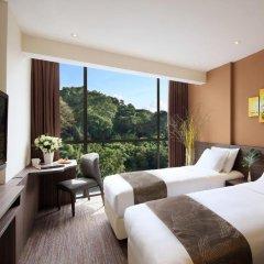 Отель Travelodge Harbourfront Singapore 4* Номер Делюкс с 2 отдельными кроватями фото 6