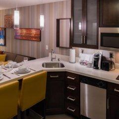 Отель Residence Inn by Marriott Seattle University District в номере фото 2