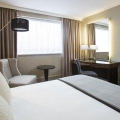 Crowne Plaza Hotel Glasgow Глазго комната для гостей фото 3