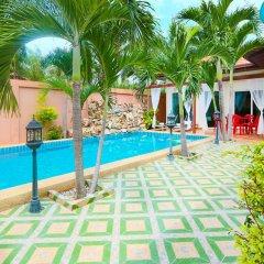 Отель Magic Villa Pattaya 4* Вилла Делюкс с различными типами кроватей фото 17