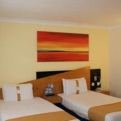 Отель Holiday Inn Express London Victoria 3* Стандартный номер с различными типами кроватей фото 3