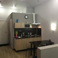 Апартаменты Apartments Logic Hall Студия с различными типами кроватей фото 6
