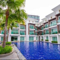 Отель Prima Villa Hotel Таиланд, Паттайя - 11 отзывов об отеле, цены и фото номеров - забронировать отель Prima Villa Hotel онлайн бассейн фото 2