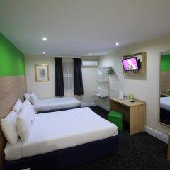 Queens Hotel 3* Представительский номер с различными типами кроватей фото 10