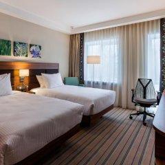 Гостиница Hilton Garden Inn Moscow Новая Рига 4* Стандартный номер с 2 отдельными кроватями фото 2