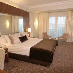 Ikbal Thermal Hotel & SPA Afyon 5* Номер Делюкс с различными типами кроватей фото 4