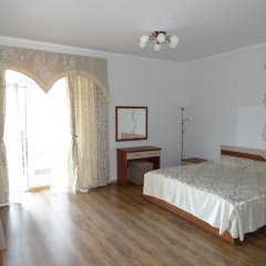 Гостиница Лето 2* Улучшенный номер с различными типами кроватей фото 2