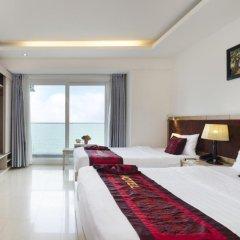 Отель Ruby Tran Phu Street Нячанг комната для гостей фото 11