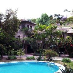 Отель Casa Xochicalco Гондурас, Тегусигальпа - отзывы, цены и фото номеров - забронировать отель Casa Xochicalco онлайн бассейн фото 3