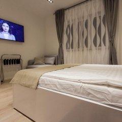 Отель Prima Luxury Rooms 4* Номер Делюкс с различными типами кроватей фото 3
