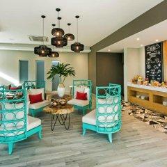 Отель Grand Paradise Playa Dorada - All Inclusive 3* Стандартный номер с различными типами кроватей фото 4