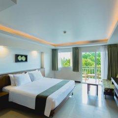 Отель Thanthip Beach Resort 3* Номер Делюкс с двуспальной кроватью фото 8