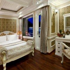 Отель Signature Halong Cruise 4* Люкс с различными типами кроватей фото 3