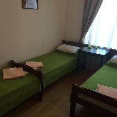 Томас Хостел Кровать в общем номере с двухъярусной кроватью фото 10