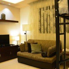 Nadine Boutique Hotel 3* Кровать в женском общем номере с двухъярусной кроватью фото 2