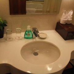 Central Hotel Jingmin 5* Улучшенный номер с различными типами кроватей фото 3
