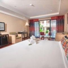 Отель Baan Laimai Beach Resort 4* Номер Делюкс разные типы кроватей фото 8