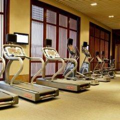 Отель Haitang Bay Gloria Sanya E-Block фитнесс-зал